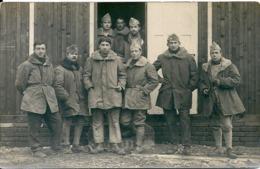 WW1 Soldats Français En Bohème Mission Française En Bohème Martin Havel Photographe à Prague - Guerre, Militaire