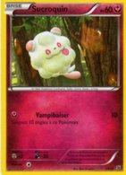 Carte Pokemon 24/39 Sucroquin 60pv 2013 - Pokemon