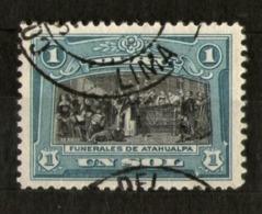 PERÙ-Yv. 185-N-12455 - Pérou