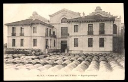 ALGERIE, Alger, Chais De J. Latrille Fils, Facade Principale - Alger