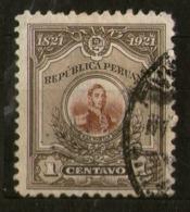 PERÙ-Yv. 189-N-12458 - Peru