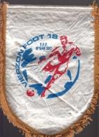 GRAND FANION FOOTBALL - VIERZON FOOT 18 - F.F.F. N°549 387 - Sonstige
