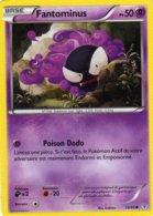 Carte Pokemon 33/83 Fantominus 50pv 2016 - Pokemon