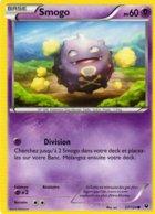 Carte Pokemon 27/124 Smogo 60pv 2016 - Pokemon