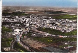 AÏN-TEMOUCHENT (Algérie Oran) - Vue Panoramique Aérienne De La Ville - B 1045 - - Autres Villes