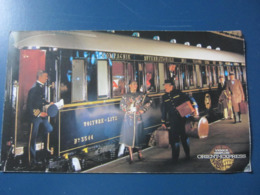 Carte Postale Venice Simple ORIENT EXPRESS - Trains