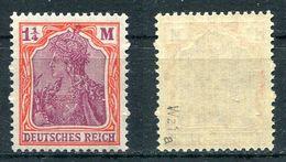 Deutsches Reich Michel-Nr. 151a Postfrisch - Geprüft - Unused Stamps