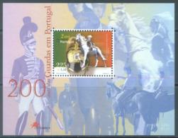 PORTUGAL - 2001 - MNH/*** LUXE - GUARDE - Yv BLOC 178 - Lot 20524 - Blocks & Sheetlets