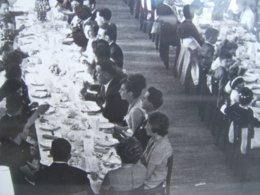 La Chapelle-aux-Pots ( Oise ) :  Ancienne  Photo Sous-verre  Restaurant De La Gare - Photos
