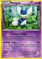 Carte Pokemon 43/106 Mistigrix 90pv 2014 Hologramme - Pokemon