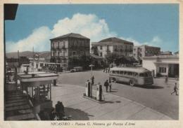 Calabria - Catanzaro - Nicastro - Piazza G. Nicotera Già Piazza D'Armi - (Pulman - Distributore Benzina ESSO) - - Catanzaro