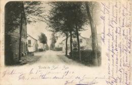 SPA - Route De Sart - Oblitération De 1903 - Spa