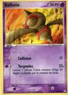 Carte Pokemon 59/110 Balbuto 50pv 2006 - Pokemon