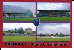 STADE RUGBY FOOTBALL PIERRE LESDIGUIERES GRENOBLE  ESTADIO - STADIUM STADIO - Rugby
