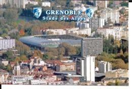STADE DES ALPES RUGBY FOOTBALL  GRENOBLE  ESTADIO - STADIUM STADIO - Rugby