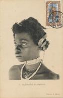 Elegante De Bangui Coll. Martin Voyagé  Brazzaville - Brazzaville