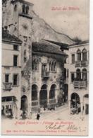 VITTORIO VENETO - PIAZZA FLAMINIO - PALAZZO EX MUNICIPIO - TREVISO - VIAGGIATA - Treviso
