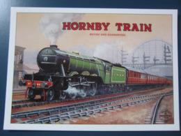 Carte Postale Publicité HORNBY TRAIN - Trains