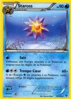 Carte Pokemon 34/146 Staross 90pv 2014 - Pokemon