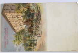 V 10025 B - GRAND HOTEL SALUS - BAGNI DI MONTECATINI (PISTOIA) F. - Pistoia