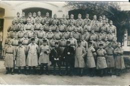 Carte Photo 241 ème Régiment D'infanterie - Guerre, Militaire