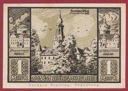 Allemagne 1 Notgeld  De 1 Mark   Stadt  Jever (RARE)   Dans L 'état N° 4914 - [ 3] 1918-1933 : República De Weimar