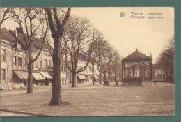 VILVORDE VILVOORDE - Grand Place- Groote Markt - Nels - Kiosque - Vilvoorde