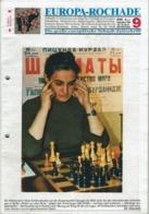 Schach Chess Ajedrez échecs - Europa-Rochade -Nr 9 / 1990 - Sport