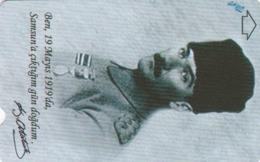 Turkey, N-381, Atatürk Portrait, 2 Scans. - Türkei