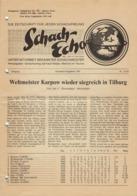 Schach Chess Ajedrez échecs - Schach-Echo -Nr 23 / 1979 - Sports