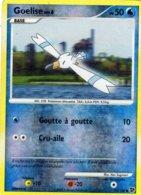 Carte Pokemon 95/106 Goelise 50pv 2008 Brillante - Pokemon