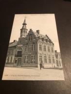 Handzaeme (Handzame - Kortemark ) - Gemeentehuis - Uitg. Dewilde - Delaeter 13291 - Kortemark