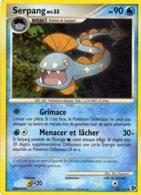Carte Pokemon 42/106 Serpang 90pv 2008 - Pokemon