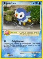 Carte Pokemon 72/100 Tiplouf 50pv 2008 - Pokemon