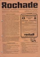 Schach Chess Ajedrez échecs - Rochade -Nr 188 / 1980 - Sport