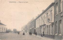Place De La Gare - Wervicq - Wervik - Wervik