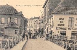 Grensbrug - Wervicq - Wervik - Wervik
