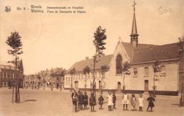 Nr 4 Steenackerplaats En Hospitaal - Wervicq - Wervik - Wervik