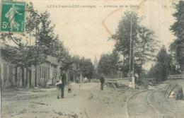 09 LEZAT SUR LEZE  Avenue De La Gare    2scans - Lezat Sur Leze