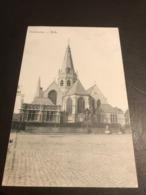 Handzaeme (Handzame - Kortemark ) - De Kerk   - Uitg. Dewilde - Delaeter 13289 - Kortemark