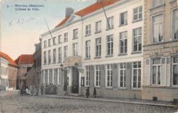 3 L'Hôtel De Ville - Wervicq - Wervik - Wervik