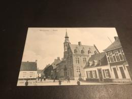 Handzaeme (Handzame - Kortemark ) - Markt    - Uitg. Dewilde - Delaeter 13287 - Kortemark