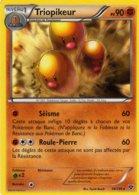 Carte Pokemon 59/146 Triopikeur 90pv 2014 - Pokemon