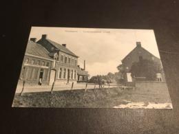 Handzaeme (Handzame - Kortemark ) - Cortemarckstraat  - Uitg. Dewilde - Delaeter 13290 - Kortemark