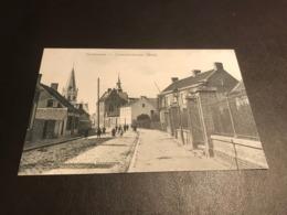 Handzaeme (Handzame - Kortemark ) - Cortemarckstraat  - Uitg. Dewilde - Delaeter 13288 - Kortemark