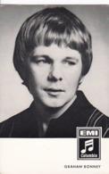 AK Graham Bonney - Schlager Sänger (44388) - Muziek En Musicus