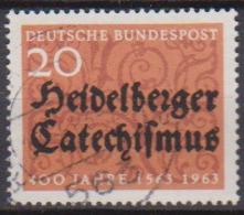 BRD 1963 MiNr.396  400 Jahre Heidelberger Katechismus ( A659 ) Günstige Versandkosten - BRD
