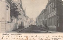 Rue De Groeninghe - Courtrai - Kortrijk - Kortrijk