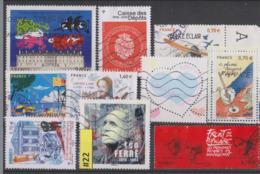 #22 FRANCE - Lot De Timbres Oblitérés - Used Stamps - France