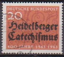 BRD 1963 MiNr.396  400 Jahre Heidelberger Katechismus ( A660 ) Günstige Versandkosten - BRD